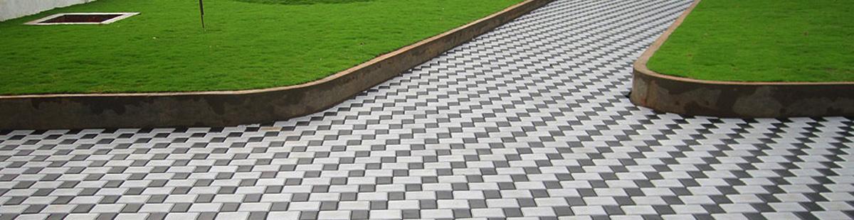 Mariya floor tiles perumbavoor ernakulam for Exterior floor tiles design kerala